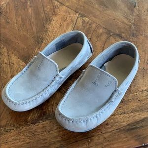 Jacadi Nubuck Mocassin loafers shoes size 28